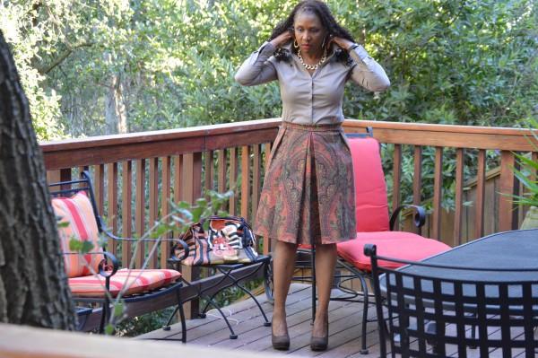The Werk Skirt